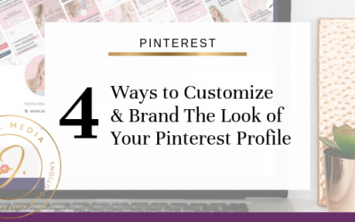 4 Ways to Customize & Brand The Look of Your Pinterest Profile